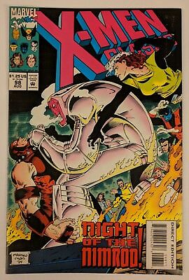 X-Men Classic #98 Marvel Comic 1993 Reprints Uncanny X-Men 194 Claremont
