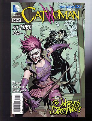 Catwoman (New 52) #19-24, 26, Annual #1 All Catwoman issues collected in Vol 4