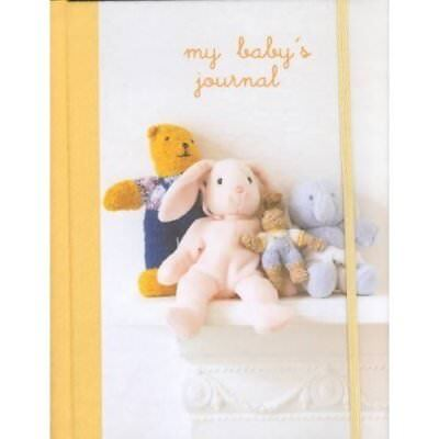 My Baby's Journal (Yellow) New Record book Book
