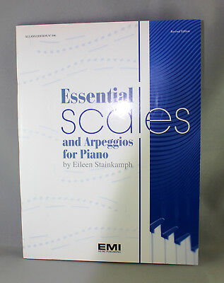 Essential Scales and Arpeggios for Piano by Eileen Stainkamph - Brand New