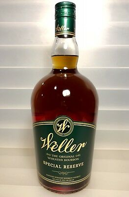 1.75 Liter Weller Special Reserve Bourbon Whisky - Free Shipping