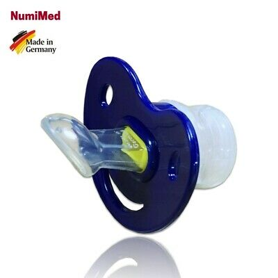 Baby Dummy Pacifier Liquid Medicine Feeding Dispenser Soother 6-18 month NumiMed