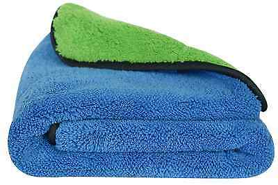 Ultra Thick Plush Microfiber Car Cleaning Towels Buffing Cloths Drying Towel