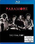 Paramore : The Final Riot! CD