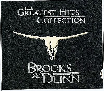 FREE US SHIP. on ANY 3+ CDs! ~Used,Good CD Brooks & Dunn: The Greatest Hits Coll