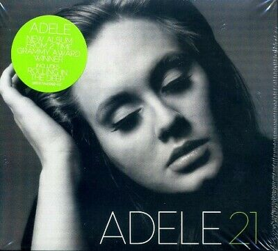 Adele : 21 (Limited Deluxe Edition with Bonus Disc) CD