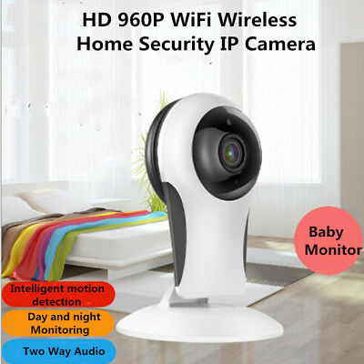 HD 960P WiFi Wireless Home Security IP Camera Motion Detection Night Vision