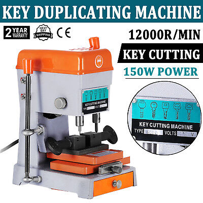 Key Duplicating Machine Key Guide Key Reproducer Reproducing Cutter 110V Engrave