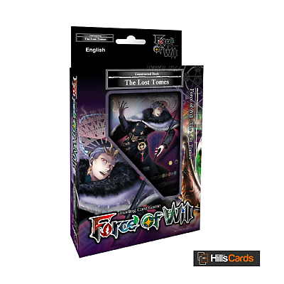 Force of Will TCG - The Lost Tomes Starter Deck - Wave 2 FOW Reiya Cluster