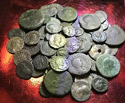 *LIMITED TIME LOW COST* 1 X Authentic Ancient Roman Imperial Coin Per Buy.