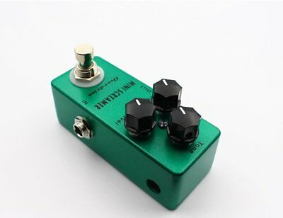 Mosky Mini screamer Overdrive Vintage TS9 Style Guitar Effect Pedal True Bypass