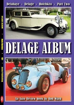 Delage Album Part Two (Auto Review Album Number 137)