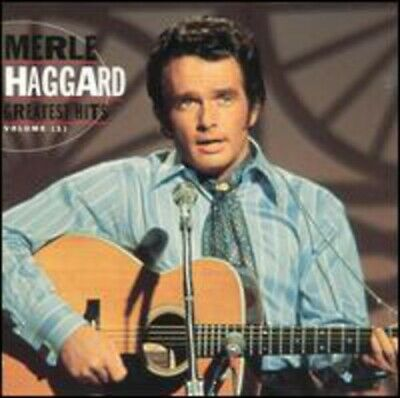 FREE US SHIP. on ANY 3+ CDs! NEW CD Merle Haggard: Greatest Hits 1
