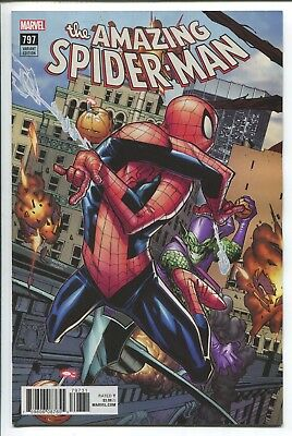 Amazing Spider-Man #797 Humberto Ramos Connecting Variant Cover - Marvel/2018
