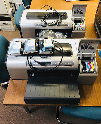 2 - HP Business inkjet 2800 printers. Both in Great Condition. Sold with cords.