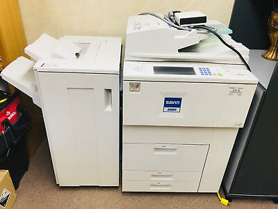 Savin 2560 Copier: Letter and Legal - Great Condition. Sold with Power cord