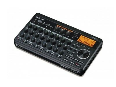 TASCAM DP-008EX Digital 8-Track Recorder with Built-In Microphones
