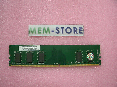 A9654881 8GB DDR4 2400MHz PC4-19200 ECC UDIMM PowerEdge R230 R330 T130 T30 T330