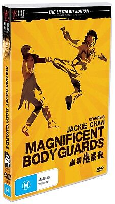 Magnificent Bodyguards (Jackie Chan) DVD $9.99