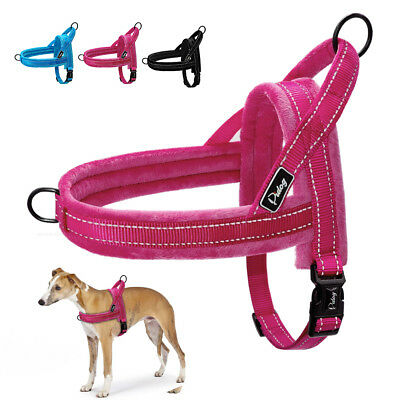 No Pull Pet Dog Harness Large Small Medium Dog Reflective Quick Control Vest