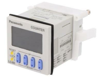 LC4H-R4-DC24V Counter electronical Display2x LCD Count.signal type  PANASONIC EW
