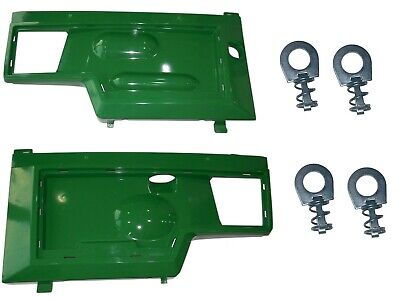 New Left and Right Side Panels AM128982 AM128983 Fits John Deere 415 425 445 455