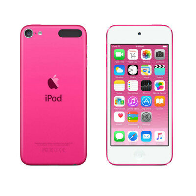 Apple iPod touch 6th Generation Pink (16 GB)