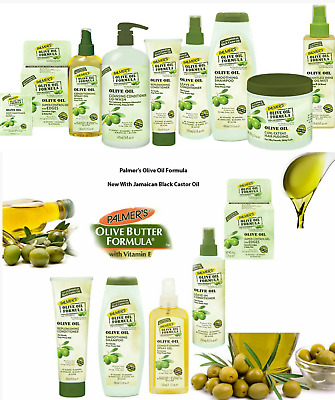Palmer's Olive Oil Formula Vitamin E & Jamaican Black Castor Hair Care Products