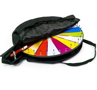 "Prize Wheel Carry Case For 36"" Spin Wheel / Replacement Parts & Accessories"