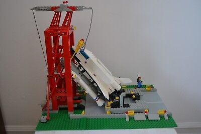 lego space shuttle launch pad 6339 - photo #20