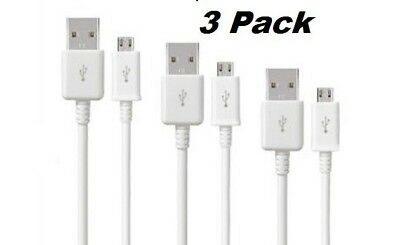 USB DC Power Charger+Data SYNC Cable Cord Lead for LG G Pad V410 7.0 WiFi Tablet