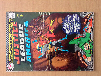 Justice League of America #45 - DC Comics - June 1966