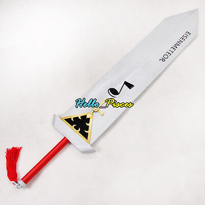 """Exclusive Made Anime Rave Master Haru Glory Weapon PVC Cosplay Prop 57"""""""