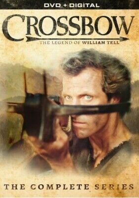 Crossbow: The Complete Series [New DVD]