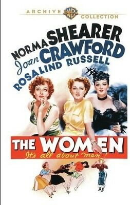 The Women [New DVD] Manufactured On Demand