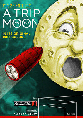 A Trip To The Moon [New Blu-ray]