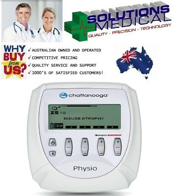 Chattanooga Compex Pro Physio Electrotherapy Tens/nmes Neurology, Acl
