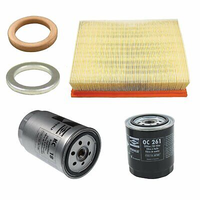 OEM Filter Service Kit Air Oil Fuel for Land Rover Discovery 1 300Tdi LFK05