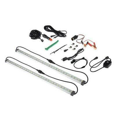 NEW! Thunder 12V LED Strip Light Kit w/ Dimmer TDR08601