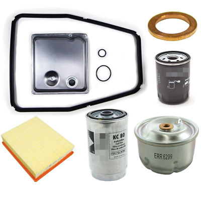 Filter Service Kit Land Rover Discovery 2 TD5 ZF Automatic + FREE Washer LFK21