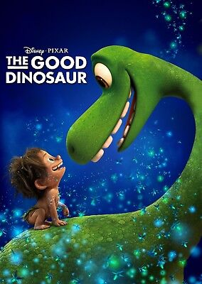 Disney PIXARs THE GOOD DINOSAUR (3D Blu-ray) NEW w/o case FAST SHIP via envelope