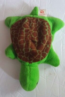 Ty Beanie Babies 1993 Speedy The Turtle Collectible Plush Bean Bag Toy