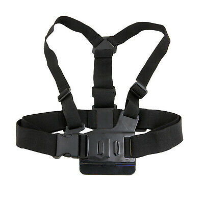 Adjustable Elastic Chest Strap Harness Mount GoPro HD Camera Hero 1 2 3 3+ 4
