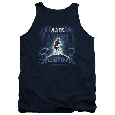 ACDC AC-DC Rock Band BALLBREAKER Album Cover Art Licensed Tank Top All Sizes