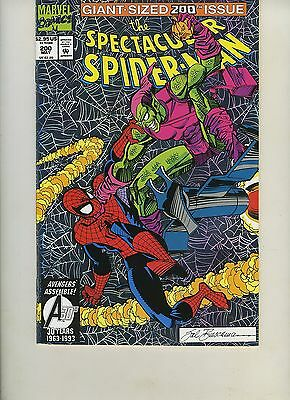 Spectacular Spider-Man #200 May 1993 Marvel Comics