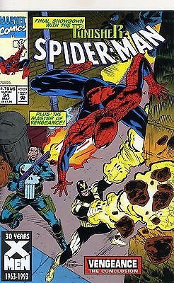Spider-Man # 34 May 1993  Marvel Comics