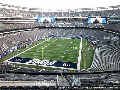 2 TICKETS SECTION 101 NY Giants vs New Orleans Saints 9 30 18 4 25pm ... 387bc641a