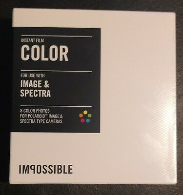 Color Instant Film PRD2787 for Polaroid Spectra Impossible