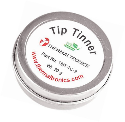 Thermaltronics TMT-TC-2 Lead Free Tip Tinner (20g) in 0.8oz Container by Thermal