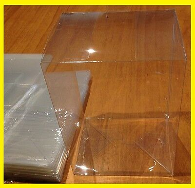 Funko Pop Protector 2 X Display CASE Box PET Acid Free 3.75 X 0.35MM